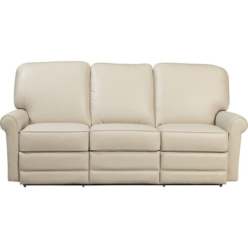 La Z Boy Addison Transitional Reclining Sofa