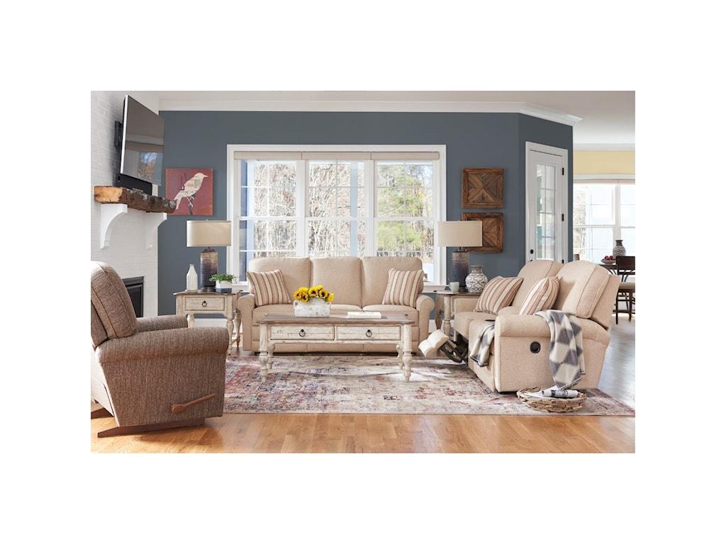 La-Z-Boy AddisonPower La-Z-Time? Full Reclining Sofa