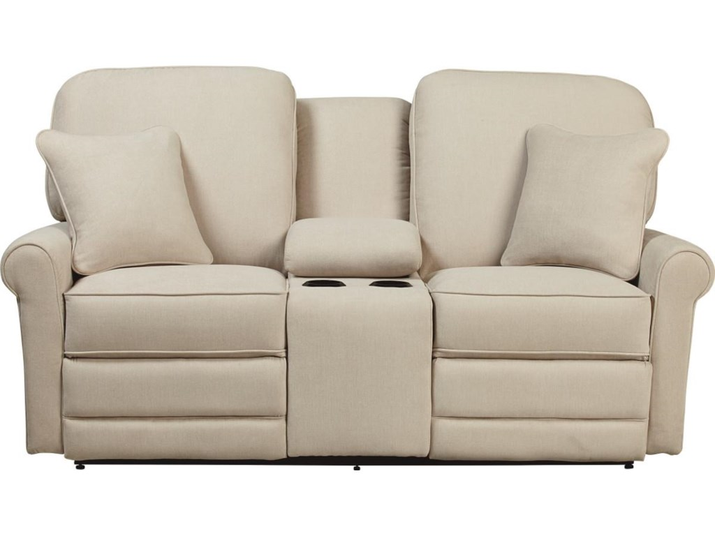 La Z Boy Addisonla Time Full Reclining Loveseat W