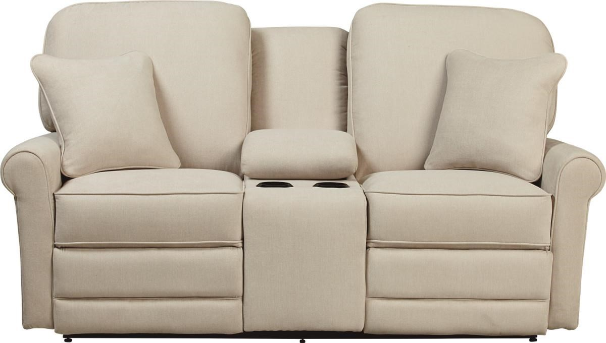 La-Z-Boy Addison Transitional Reclining Loveseat with Cupholder and Storage Console - Morris Home - Reclining Love Seats  sc 1 st  Morris Furniture & La-Z-Boy Addison Transitional Reclining Loveseat with Cupholder ... islam-shia.org