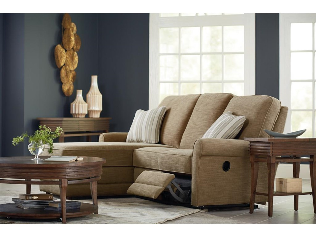 La-Z-Boy Addison2 Pc Reclining Sectional Sofa w/ LAF Chaise