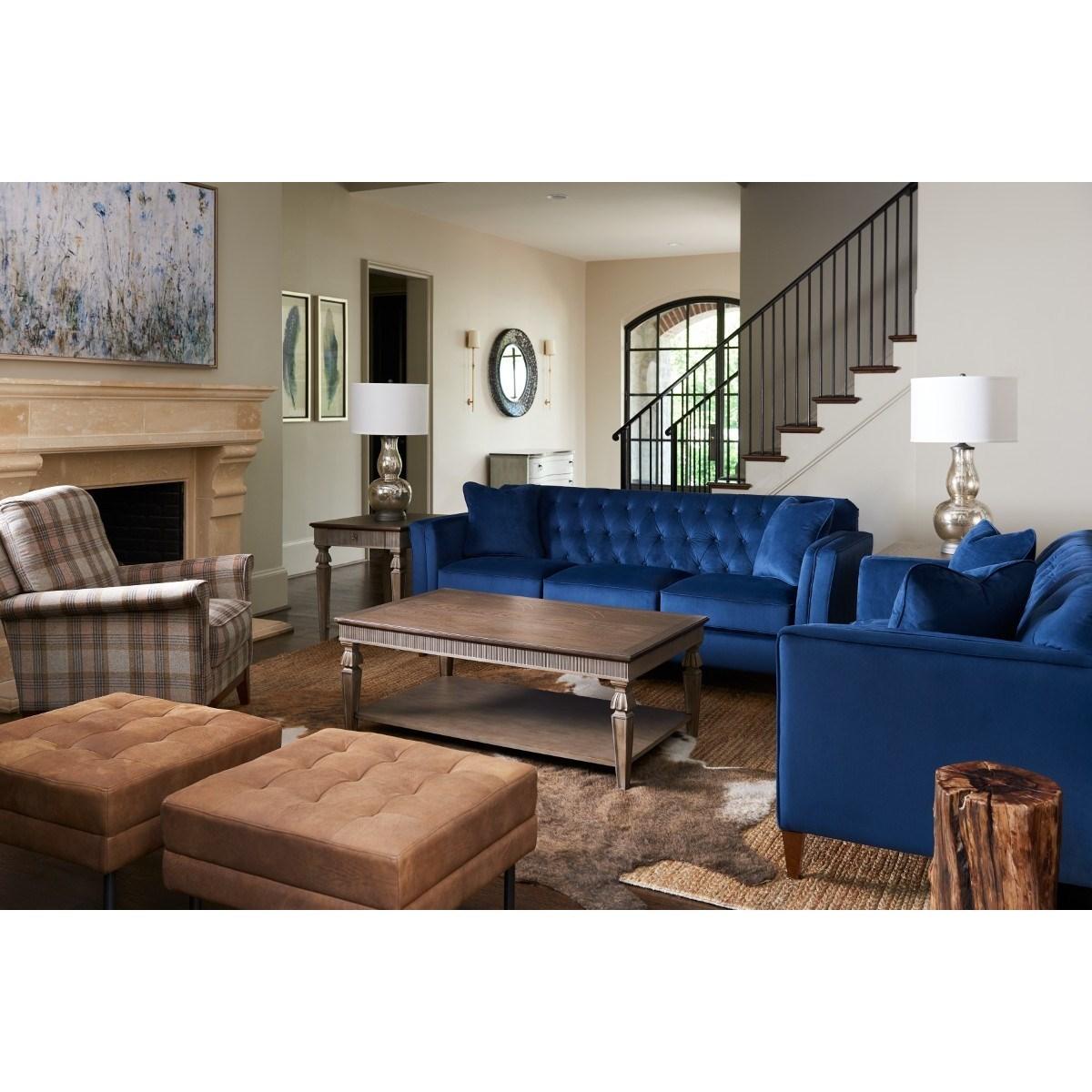 Superieur La Z Boy Alexandria Stationary Living Room Group