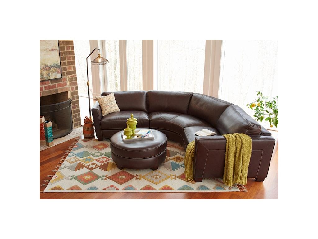 La Z Boy Allerton3 Pc Sectional Sofa