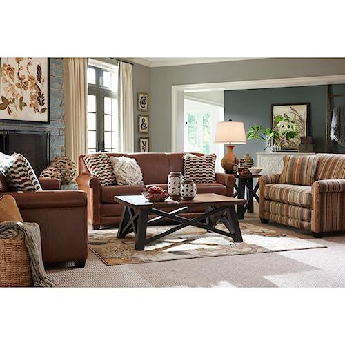 La-Z-Boy Amanda Living Room Group