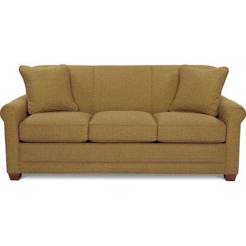La-Z-Boy Amanda Casual Sofa with Premier ComfortCore Cushions