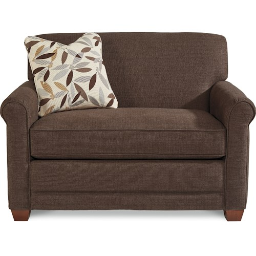 La-Z-Boy Amanda Casual Chair-and-a-half with Premier ComfortCore Cushion