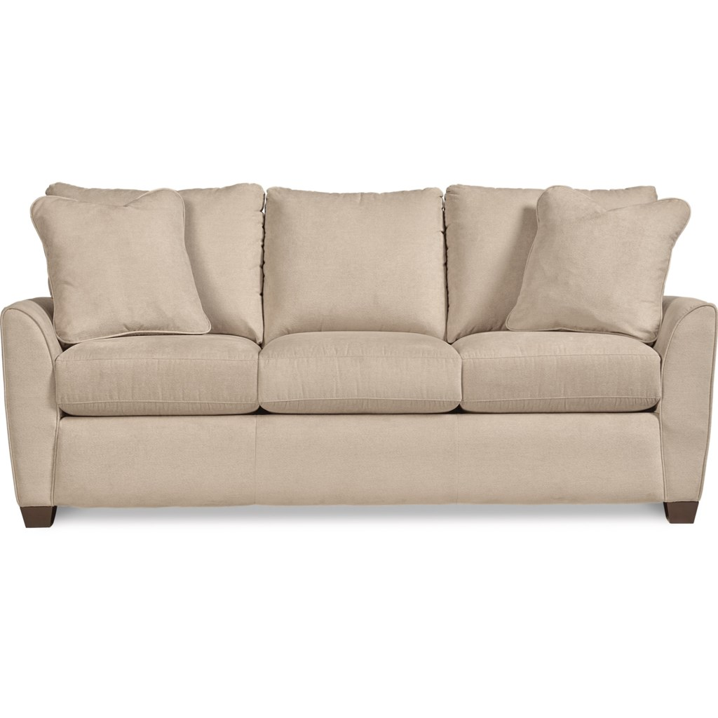 La Z Boy Amy Casual Supreme fort Queen Sleeper Sofa with