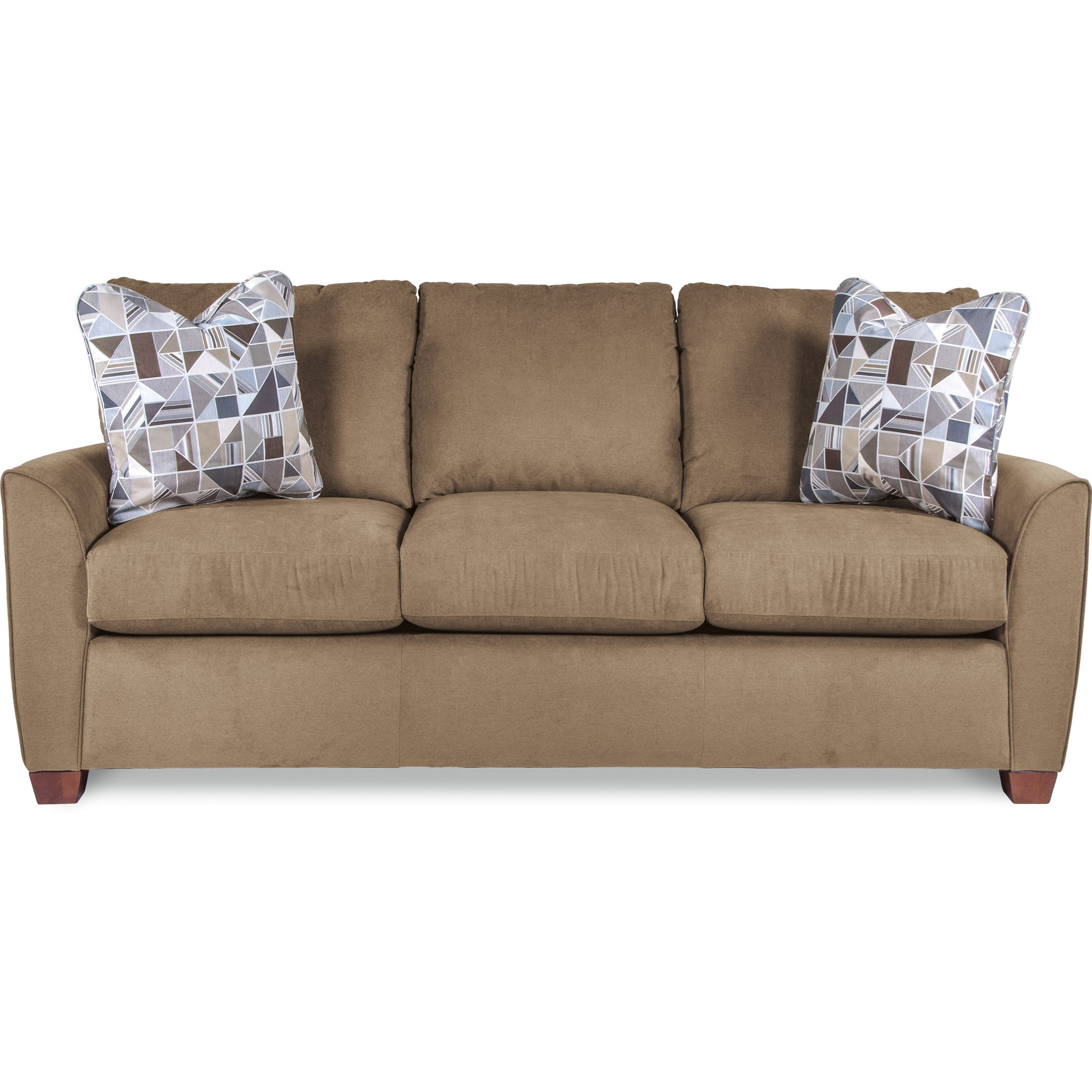 la z boy amy 610622 casual sofa with premier comfortcore cushions rh gillbros com lazboy sofa power cord lazboy sofa cover material rf991775