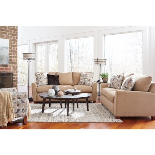 La-Z-Boy Amy Living Room Group