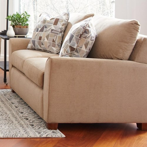 La-Z-Boy Amy Casual Loveseat with Premier ComfortCore Cushions