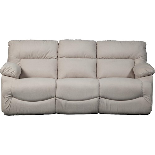 La-Z-Boy ASHER Casual La-Z-Time??Full Reclining Sofa