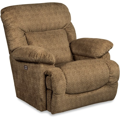 La-Z-Boy ASHER Casual Power-Recline-XRw™ Wall Saver Recliner