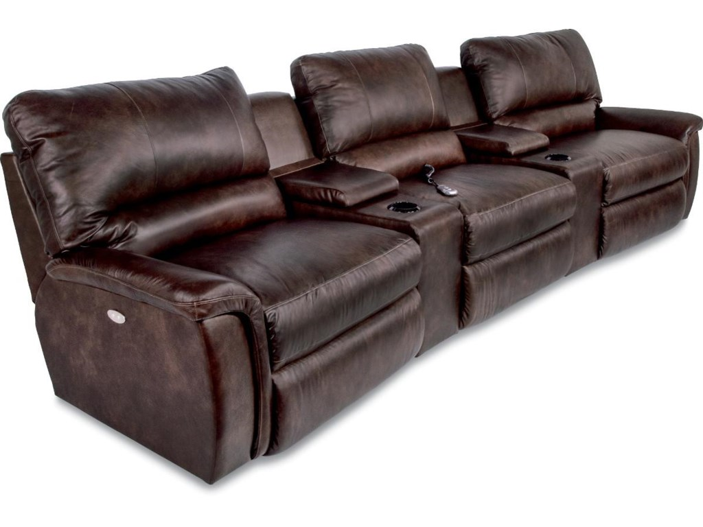 La-Z-Boy ASPEN5 Pc Reclining Home Theather Group