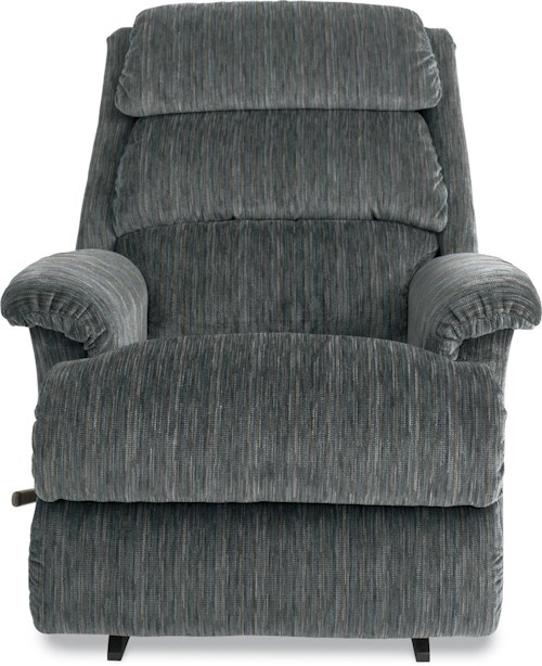 La-Z-Boy Astor Reclina-Rocker with Channel-Tufted Back