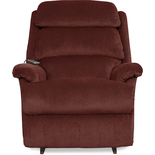 La-Z-Boy Astor PowerReclineXR+ RECLINA-ROCKER® Recliner with Channel-Tufted Back