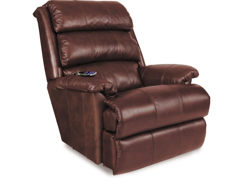 La-Z-Boy AstorPower Rocking Recliner w/ Headrest & Lumbar