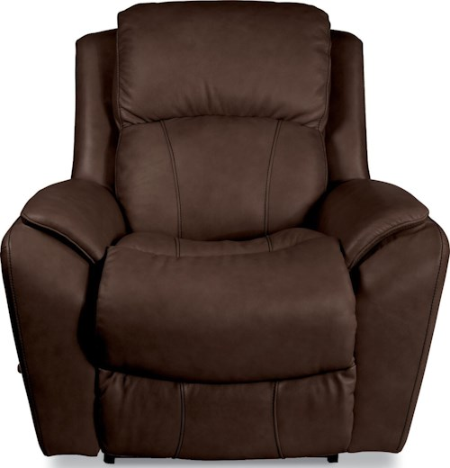 La-Z-Boy BARRETT Casual RECLINA-WAY® Wall Recliner with Pillow Arms