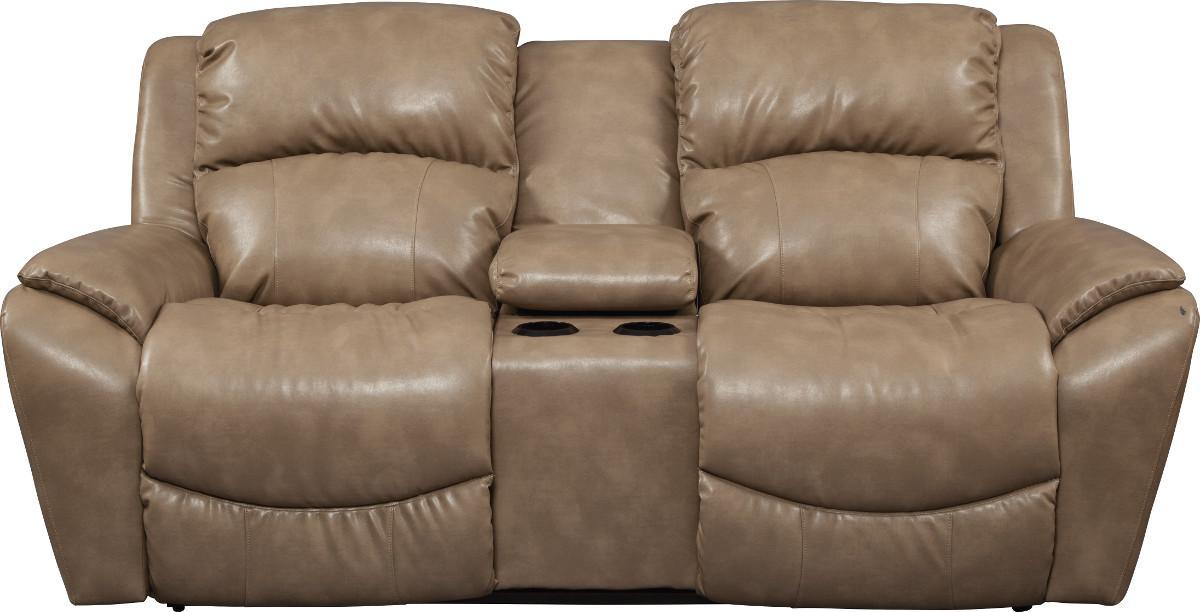 La Z Boy BARRETT Casual Power La Z Time® Full Reclining Loveseat With  Storage Console | Louis Mohana Furniture | Reclining Love Seats