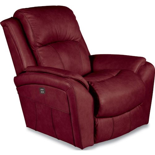 La-Z-Boy BARRETT Casual Power-Recline-XRw™ RECLINA-WAY® Recliner