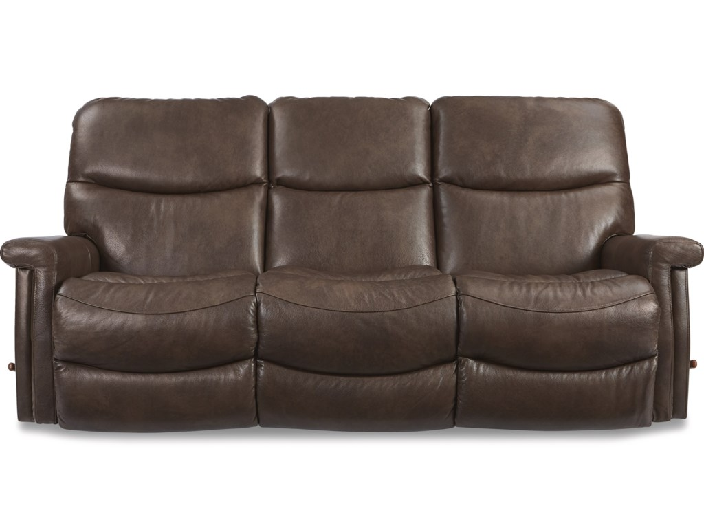 La Z Boy Baylor Lzb Casual Wall Saver Reclining Sofa Morris Home