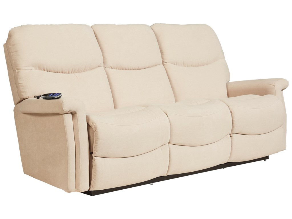 La-Z-Boy Baylor LZBPower-Recline-XRw™+ Full Reclining Sofa