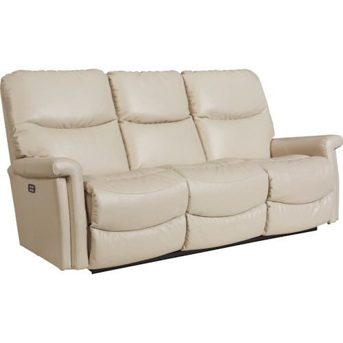La-Z-Boy Baylor LZB Casual Power-Recline-XRw™Wall Saver Reclining Sofa