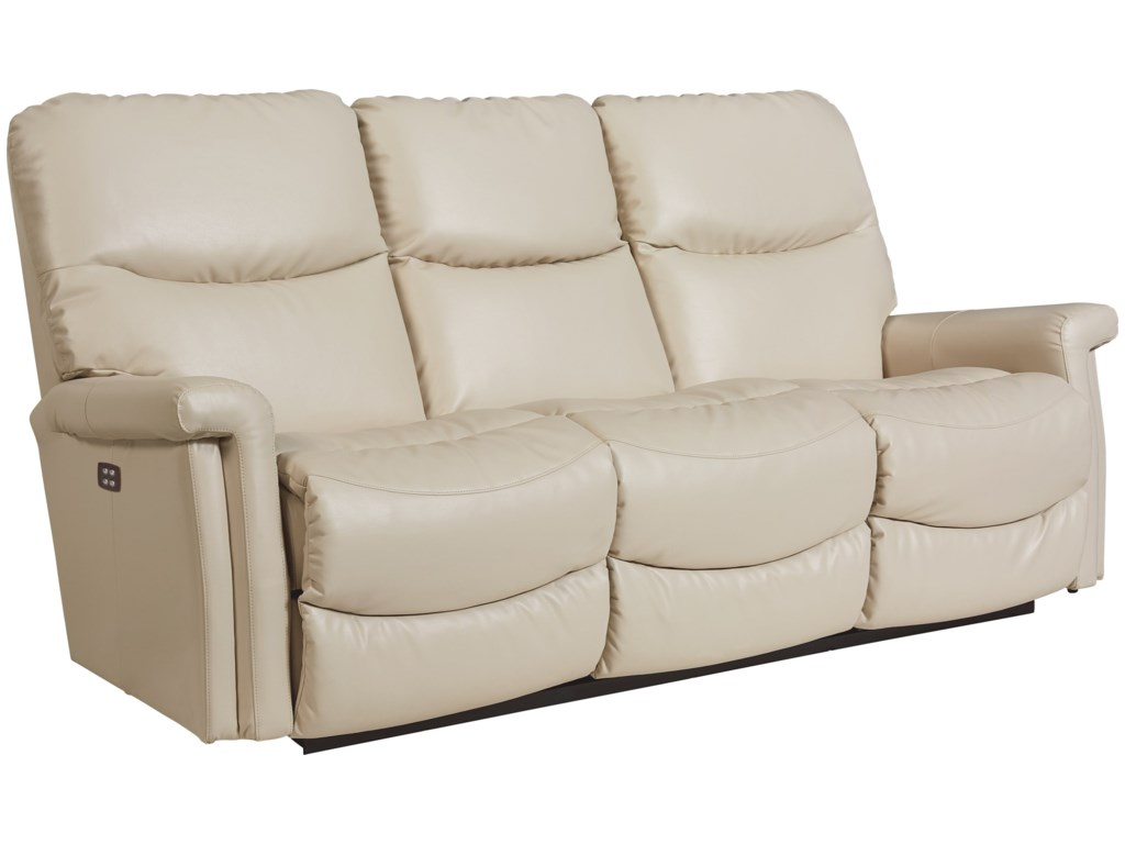 La-Z-Boy Baylor LZBPower-Recline-XRw™ Full Reclining Sofa