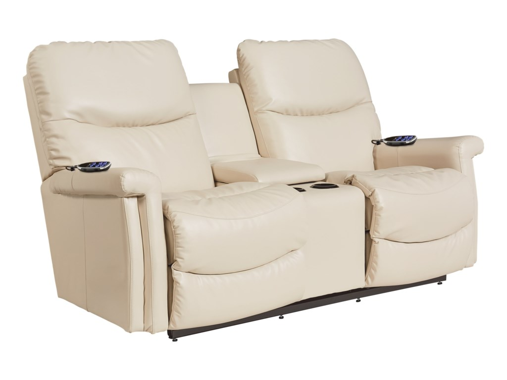 La-Z-Boy Baylor LZBPower-Recline-XRw™+ Full Reclining Loveseat