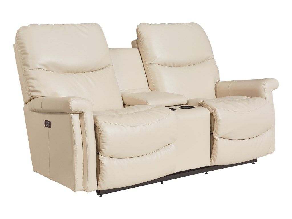 La-Z-Boy Baylor LZBPower-Recline-XRw™ Full Reclining Loveseat w