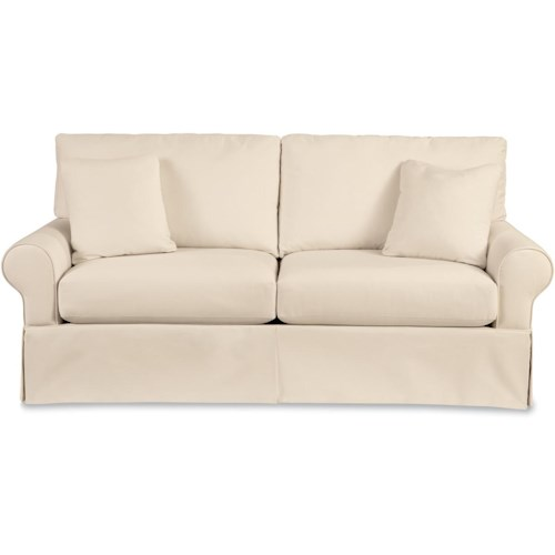 La-Z-Boy Beacon Hill Premier Sofa with Large Rolled Arms