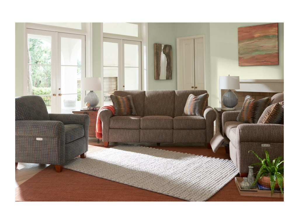 La-Z-Boy BennettReclining Living Room Group