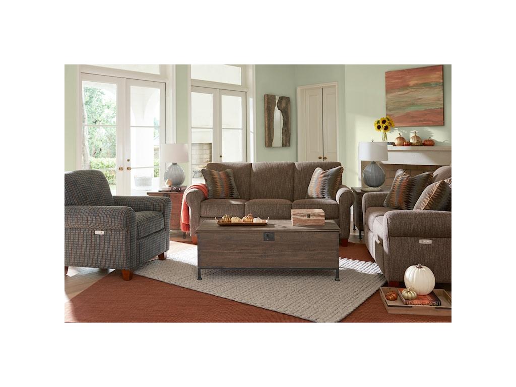 La-Z-Boy BennettDuo™Reclining Sofa