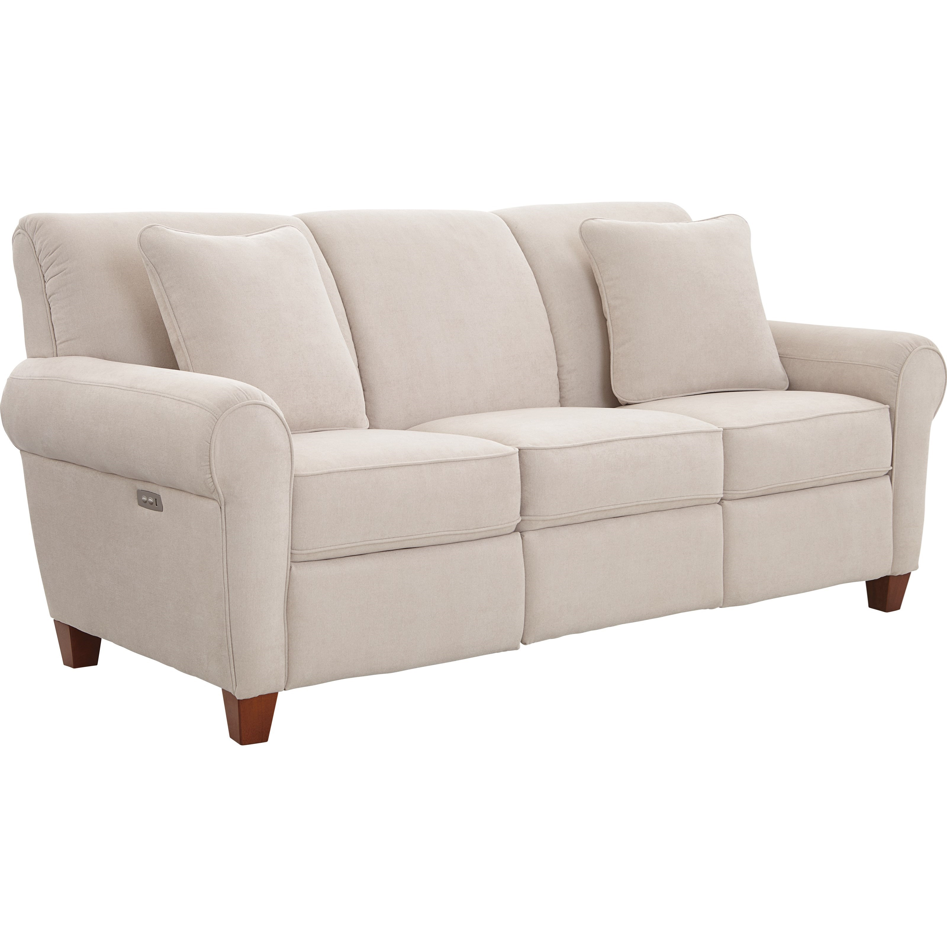 La Z Boy Bennett Duo™ Power Reclining Sofa With USB Charging Ports