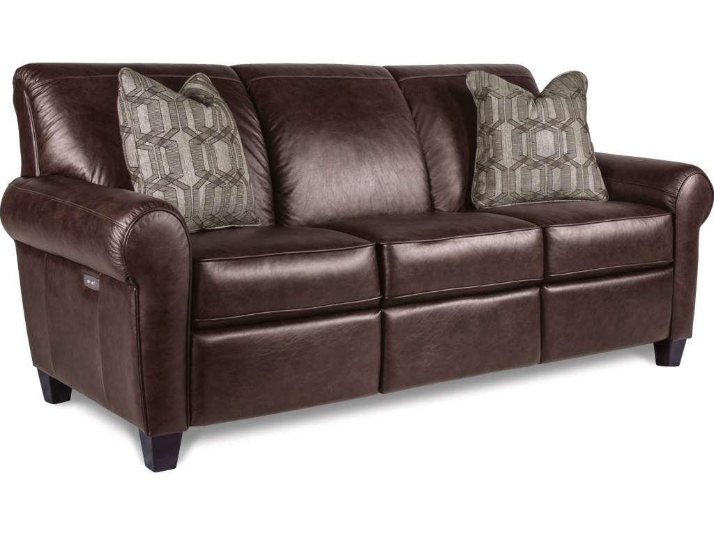 La-Z-Boy Bennett Duo™ Power Reclining Sofa with USB Charging ...