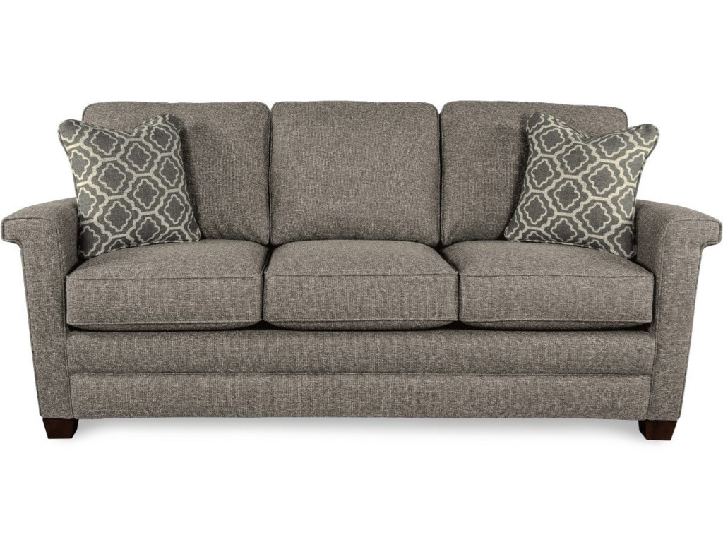 La-Z-Boy Bexley Contemporary Queen Sleeper Sofa | Conlin\'s Furniture ...