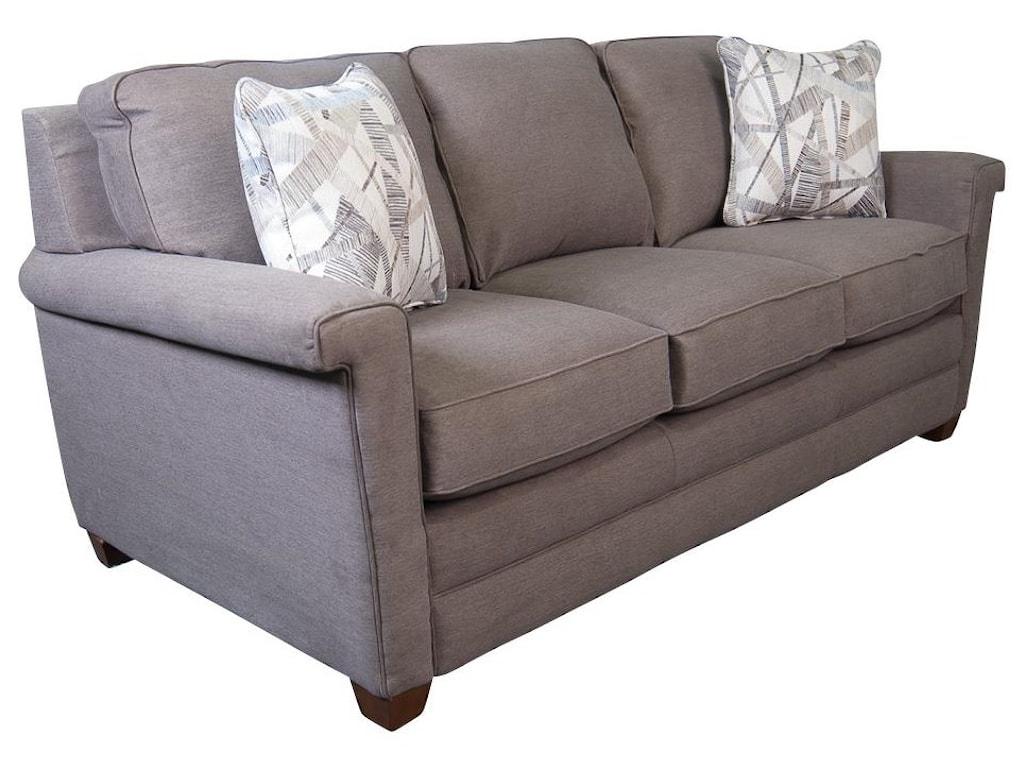 La-Z-Boy BexleyBexley Sofa with Accent Pillows