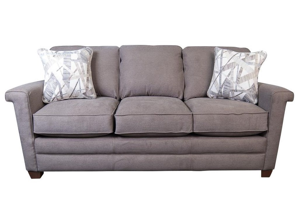 La-Z-Boy BexleyBexley Sofa with Accent Pillows
