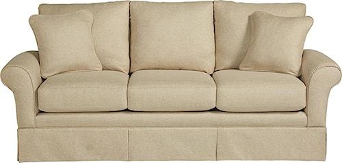 La-Z-Boy Blair Casual La-Z-Boy® Sofa with Kick Pleat Skirt