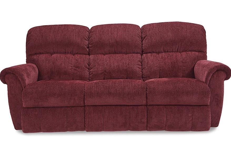 Astounding La Z Boy Briggs 44P701 Power La Z Time Full Reclining Sofa Bralicious Painted Fabric Chair Ideas Braliciousco