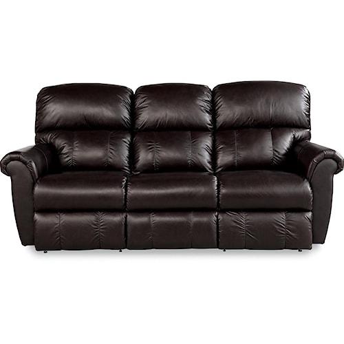 La Z Boy Briggs Power La Z Time 174 Full Reclining Sofa