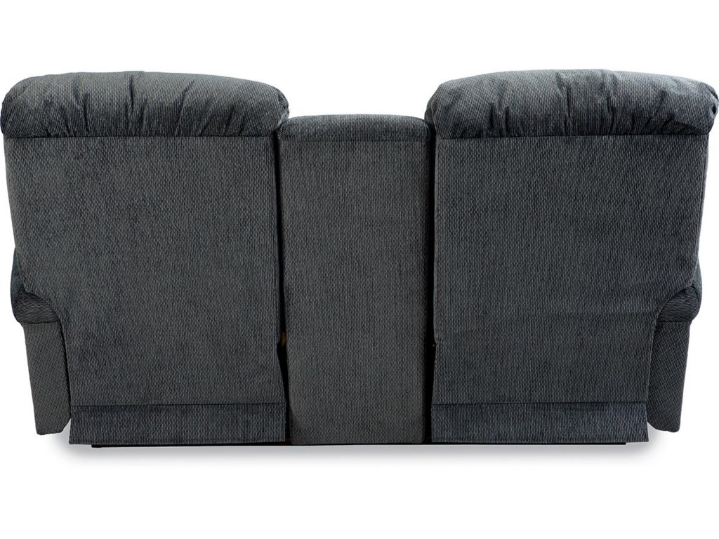 La-Z-Boy BriggsPower Dual Recline Console Loveseat