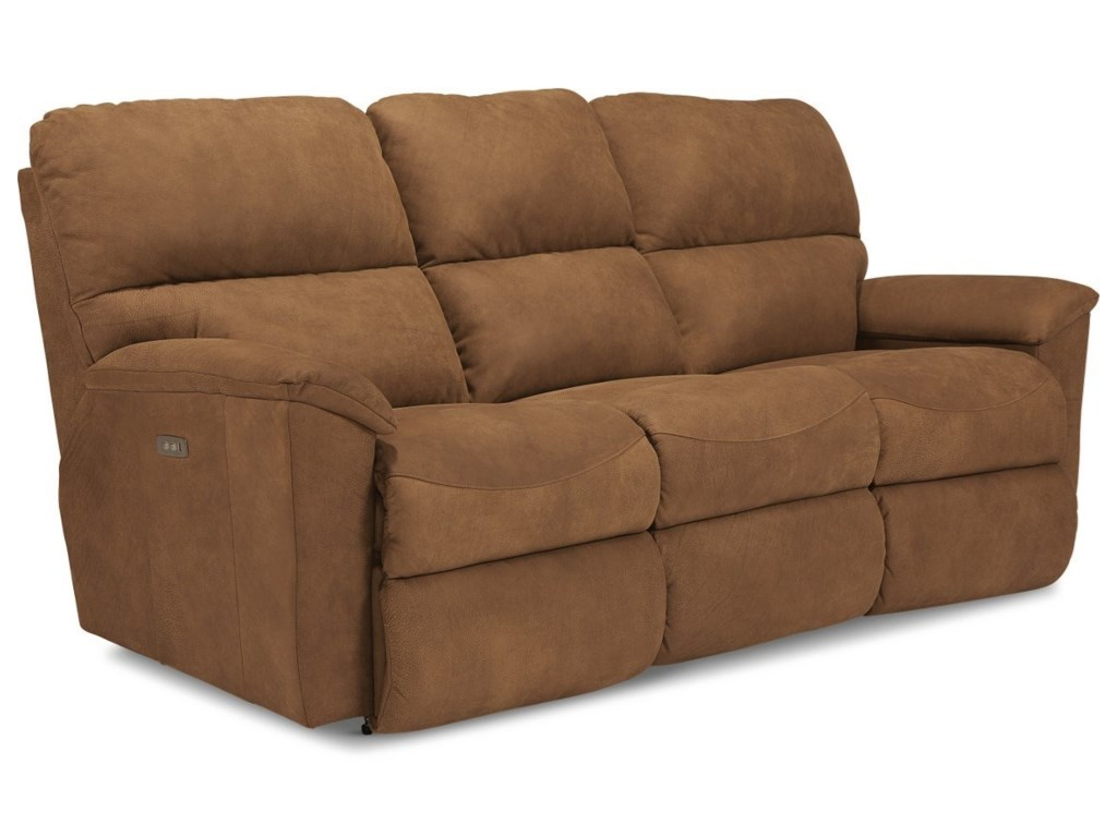 La-Z-Boy BrooksPower La-Z-Time Full Reclining Sofa