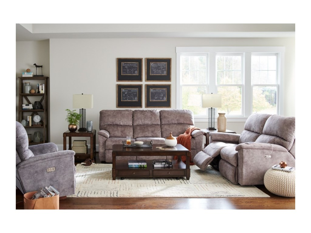 La-Z-Boy BrooksReclining Living Room Group