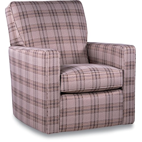 La-Z-Boy Chairs Midtown Contemporary Swivel Chair