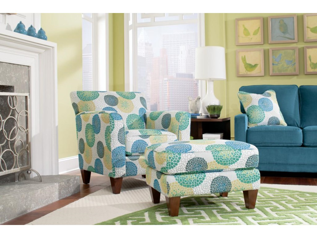 La-Z-Boy ChairsAllegra Chair & Ottoman