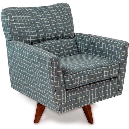 High Leg Swivel Chair