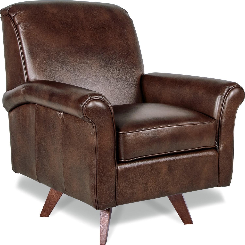 La Z Boy ChairsRonnie Swivel Occasional Chair ...