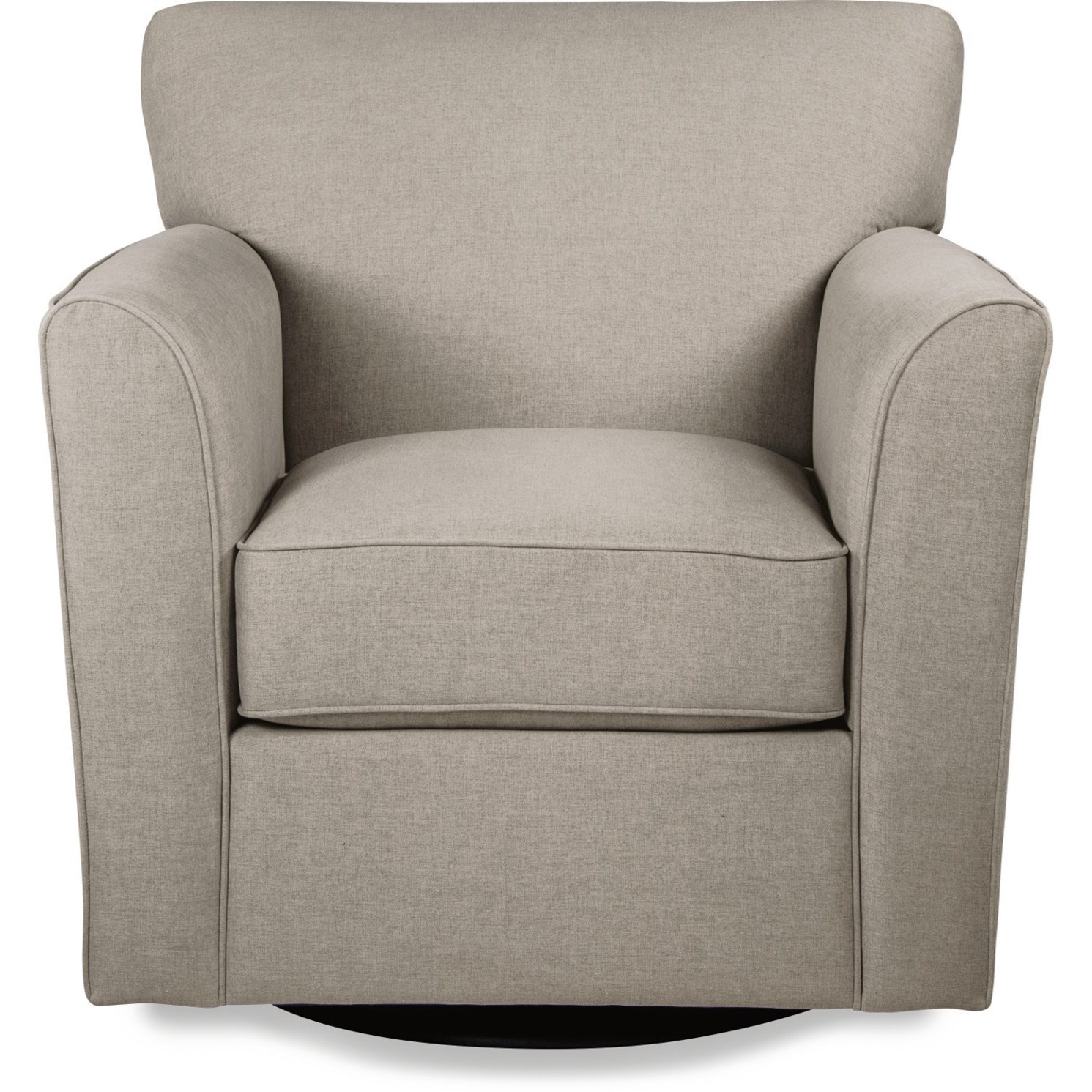 La-Z-Boy ChairsAllegra Premier Swivel Occasional Chair ...  sc 1 st  Morris Furniture & La-Z-Boy Chairs Allegra Swivel Chair with Flared Arms | Morris Home ...