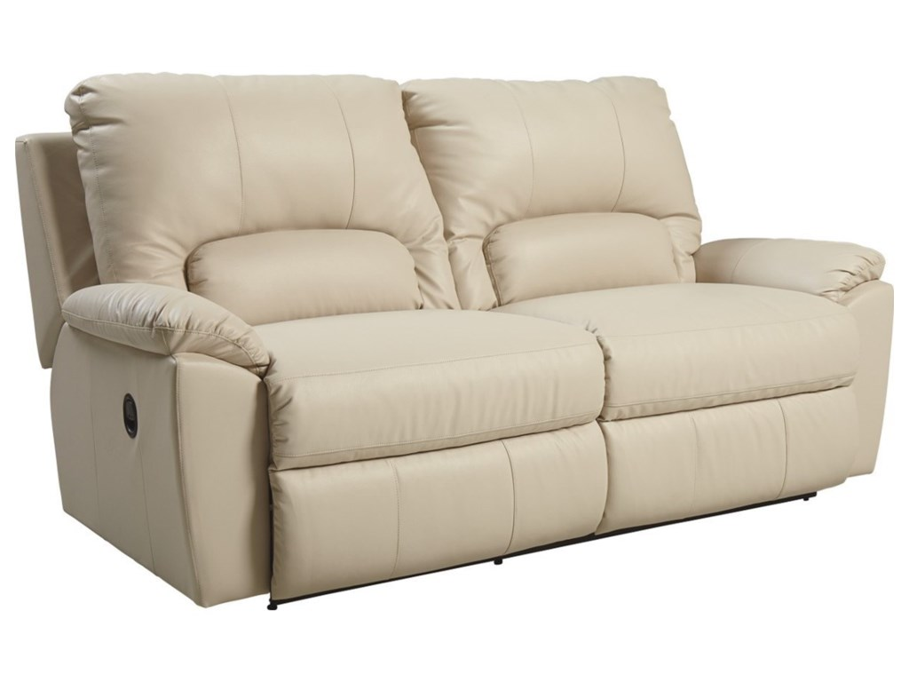 La Z Boy Charger 430725 La Z Time Two Seat Reclining Sofa With Wide