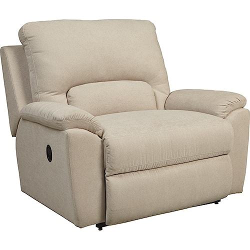 La-Z-Boy Charger La-Z-Time® Chair and a Half Recliner